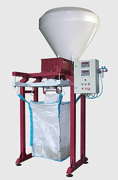 Дозатор фасовочный шнековый для открытых мешков и мешков Big-Bag, ДФ-ШОБ